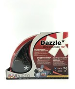 Dazzle DVD Recorder HD Compatible with Windows 8 Model DDVRECHDML  #1696 - $35.21