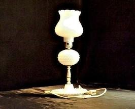 Leviton Hobnail Lamp AA18 - 1008 Vintage Electric image 2