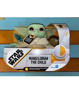 "NEW - Star Wars Mandalorian The Child 7.5"" Baby Yoda Electronic Talking ... - $44.50"