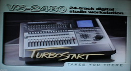 Roland VS-2480  Turbostart DVD -The ULTIMATE How to Guide For Your VS ! - $23.33