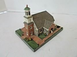 DANBURY MINT HISTORIC AMERICAN CHURCHES OLD SWEDES CHURCH WILMINGTON DE ... - $24.70