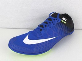 Nike Hombre Mamba Carreras Azul Blanco Carreras Distancia Talla 11 - $41.56