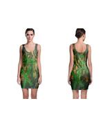 Bodycon Dress green ed sharen - $20.25 - $26.25