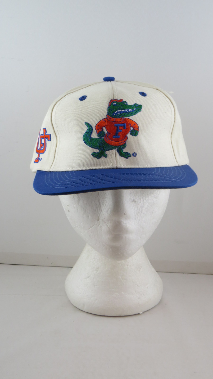 more photos 9d1b8 73eee Florida Gators Hat (VTG) - Triple Twill by and 50 similar items