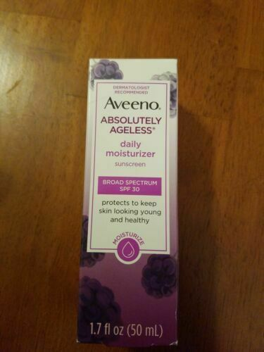 Aveeno - Absolutely Ageless Daily Moisturizer Sunscree With SPF 30 (1.7 Fl. Oz.)