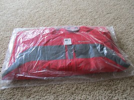 BNWT Columbia® Men's Winterswept™ Jacket, red/grey, Size XL, $150 - $84.15