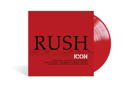 Rush - Icon Working Man Fly By Night Twilight Zone Exclusive Red Vinyl LP - $46.99