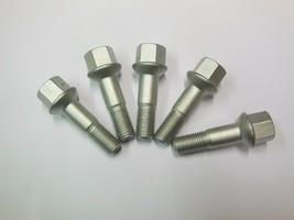 1998-2002 Mercedes E320 wheel Lug nut Bolts Screws Stud bolts Set of 5  - $28.71