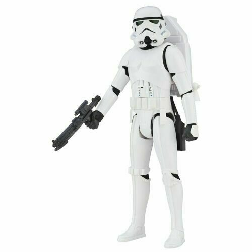 Star Wars Interactech Imperial Stormtrooper Figure - *Damaged Box* - $19.79