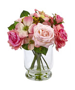 Rose and Berry Arrangement - $45.39