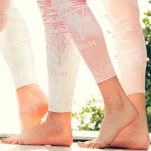 Noli Yoga Women Performance Leggings, Ombre Tree of Life image 5