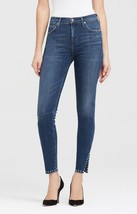 Nwt Citizens Of Humanity Rocket Studded Ventana High Rise Skinny Ankle J EAN S 25 - $132.99