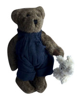 Boyds Bears Kaytie & Mattie 8 Inch Plush Stuffed Bear Enesco - $22.43