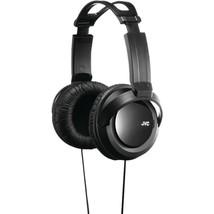 JVC(R) HARX330 Full Size Over-Ear Headphones - $31.99