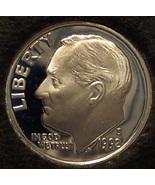 1992-S DCAM Silver Proof Roosevelt Dime #0305 - $6.11