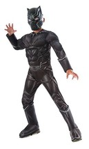 Rubie's Costume Captain America: Civil War Deluxe Black Panther (Small) - $44.84