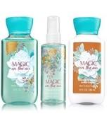Bath & Body Works Magic In The Air Set   Shower Gel, Body Lotion & Fragr... - $30.49