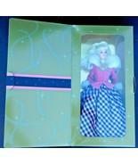 Vintage 1996 AVON Exclusive BARBIE Winter Rhapsody 2nd in Series Mattel NIB - $29.07