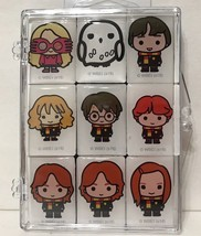 Universal Studios Wizarding World of Harry Potter Characters Magnet Set New - $23.24