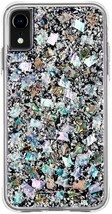 Case-Mate - iPhone XR Case - KARAT - iPhone 6.1 - Mother of Pearl - $15.14