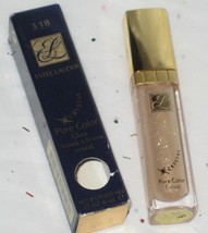 Estee Lauder Pure Color Crystal Gloss in Gold Sparkle - NIB - $24.98