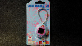 BANDAI CHIBI TAMAGOTCHI UNIQLO Limited Edition Blue Tamagotchi  Rare Japan - $53.94