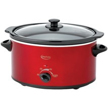 Betty Crocker(R) BC-1544C 5-Quart Oval Slow Cooker with Travel Bag - $59.20