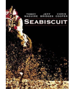 Seabiscuit (DVD, 2003) - $6.00