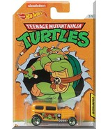 Hot Wheels - Midnight Otto: '20 Teenage Mutant Ninja Turtles #2/5 *Miche... - $4.00