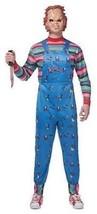 Kostüm Kultur Franco Kinder Play Chuck Erwachsen Herren Halloween Kostüm 49582 - $47.24