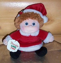 """Dreamsicles NWT Plush 8"""" Angel Hugs Mrs Claus Looking 4 Special Santa Co... - $8.89"""