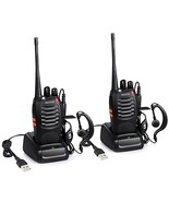 Proster Rechargeable Walkie Talkies Kids 16 Channel Two Way Radios with ... - $26.93