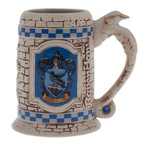 Wizarding World of Harry Potter : Sculpted Ceramic Ravenclaw Stein Mug Cup - $49.49