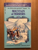 Endless Quest #2 - Mountain of Mirrors - 5th Edition! CYOA. Vintage! - $15.79