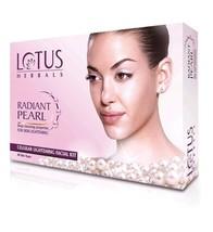 Lotus Herbals Radiant Pearl Facial Kit, 37g  - $9.49