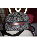 Vera Bradley weekender in retired Barcelona pattern EUC - $62.50