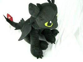 """Dreamworks Dragons """"Toothless"""" How To Train Your Dragon Plush Stuffed 13"""" - $24.70"""