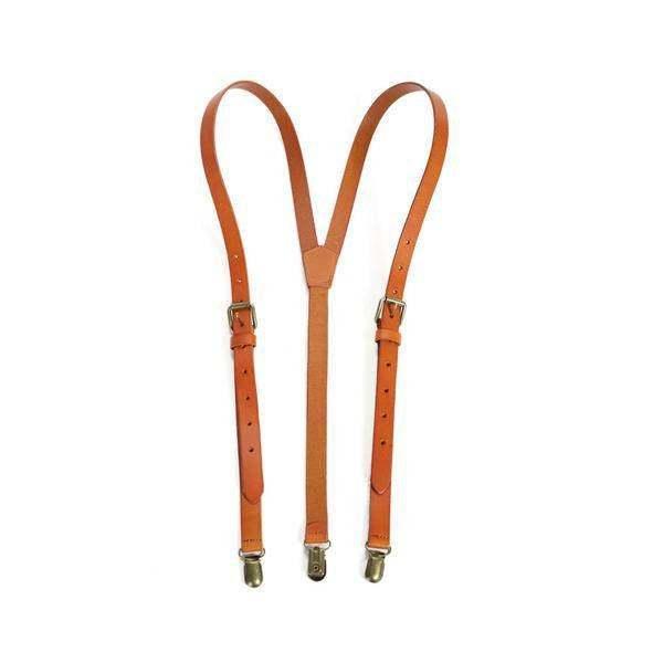 Sale, Men's Suspender, Groom's Suspender, Cow Leather Suspender, Wedding Suspend image 6