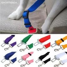 ISHOWTIENDA 2.4cm New Home Car Pet Cat Dog Cinturon De Seguridad Para Sa... - $11.49