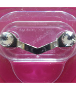 READEREST Magnetic Eye Glass Holder Swarovski Crystal Shark Tank Sunglas... - $14.99