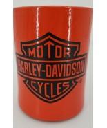 Vintage Harley Davidson Drink Koozie - $18.66