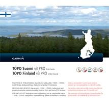 TOPO Suomi Finland v3 PRO-microSD/SD - $49.76