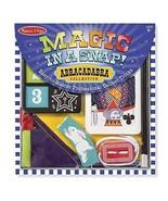 Melissa & Doug Magic in a Snap! Abracadabra Collection Magic Tricks Set - $19.75