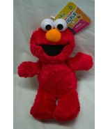 "Hasbro Sesame Street Little Laughs TICKLE ME ELMO 10"" Plush STUFFED ANIM... - $19.80"