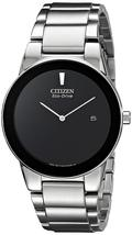 Citizen Men's Eco-Drive Stainless Steel Axiom Chronograph Watch AU1060-51E image 1