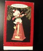 Hallmark Keepsake Christmas Ornament 1995 In Time With Christmas Windup ... - $7.99