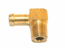 "Big A Service Line 3-83145 Brass 1/4"" Thread x 5/16"" Metal Barbed Tube F... - $14.75"