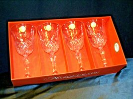 Collections Cristal d'Arques Masquerade Set of 4 Goblets AA19-CD0047 Vintage image 4
