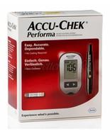 Express Shipping Accu-Chek Performa Blood Glucose Monitoring Diabetic Ca... - $56.09