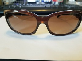 Oliver Peoples Sunglasses Caressa OV5111S 1059/13 Shimmery Brown Brown Gradient - $43.56